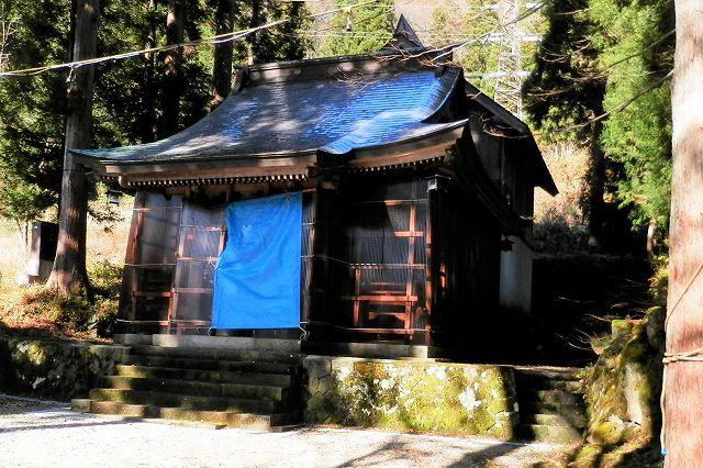 相倉神社2