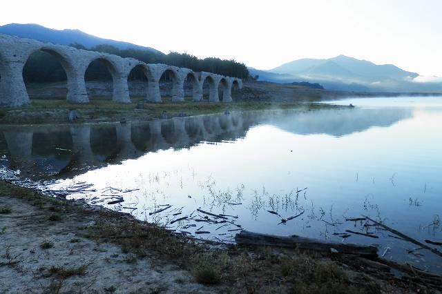 タウシュベツ橋脚3