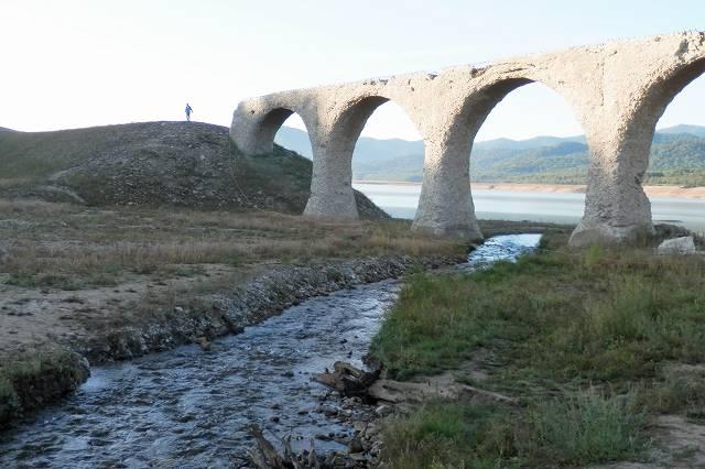 タウシュベツ橋脚6
