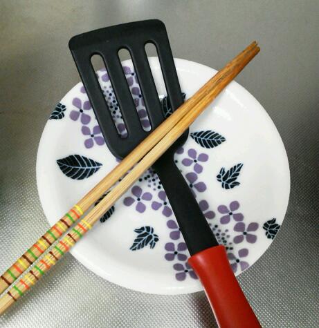卵焼きの道具