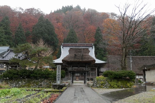 行徳寺山門