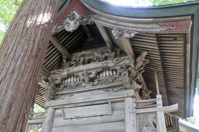 熊野大社、三羽のうさぎ伝説の場所