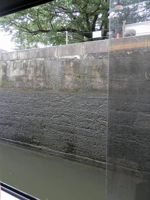 中島閘門排水中2