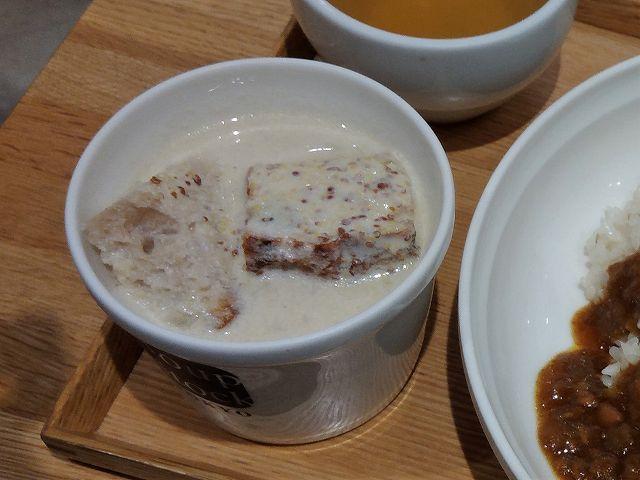 フェルメールの「牛乳を注ぐ女」のスープ
