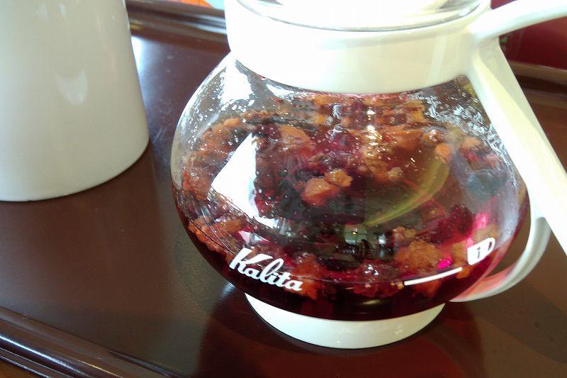 紅茶(フルーツバスケット)|ねまるカフェ